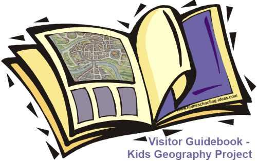 Make a town guidebook
