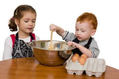cooking as part of a homeschooling curriculum