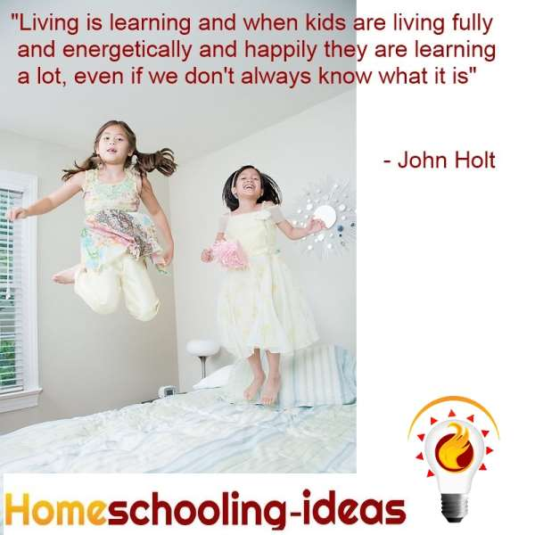 John Holt - Living is Learning