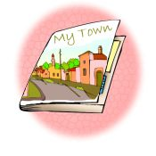 Make a Town Guidebook project