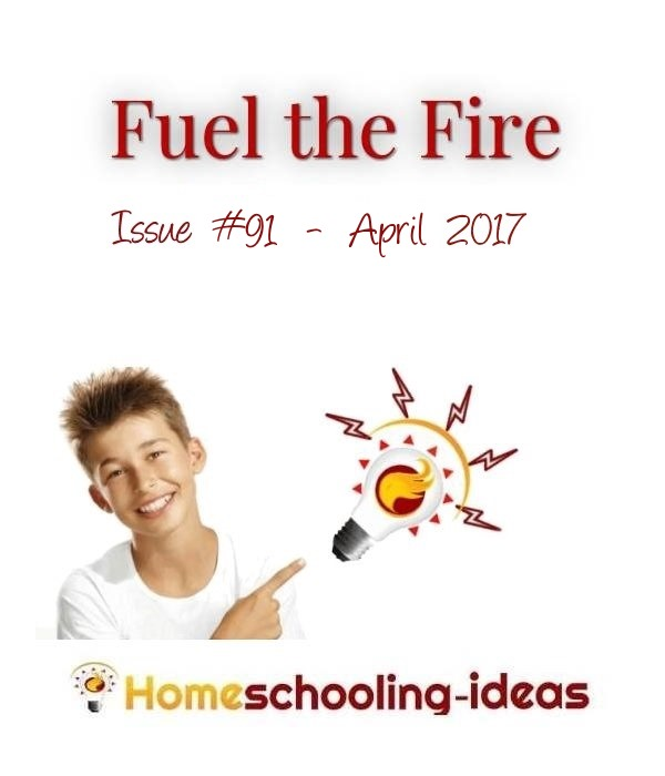 Free homeschooling ideas newsletter from www.homeschooling-ideas.com Issue 91