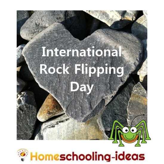 International Rock Flipping Day