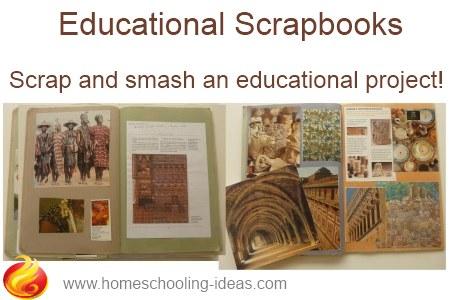 My educational scrapbook
