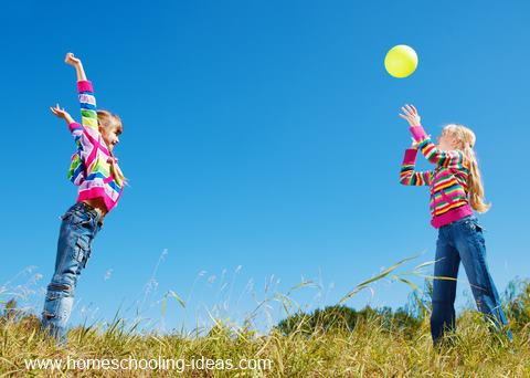 Kids Sports Activities - Hand Tennis
