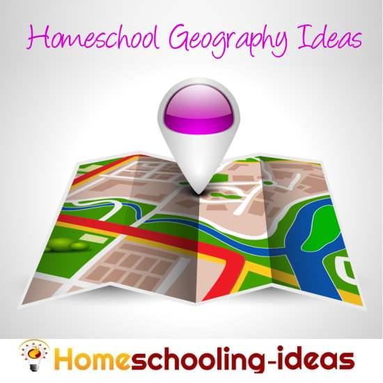 Teaching Geography in Homeschool