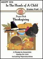 Thanksgiving for kids Lapbooking