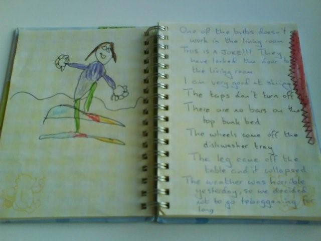 Kids Journals