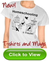 Homeschooling T-shirts